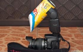 Faça um difusor com uma lata de Pringles
