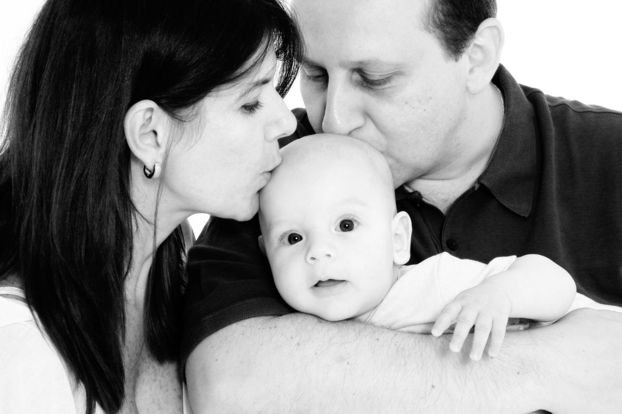 Retratos de Família - Fotografia de gestantes, bebês e crianças
