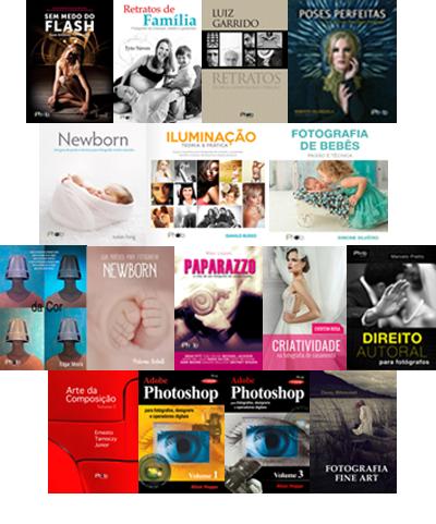 Coleção de livros iPhoto